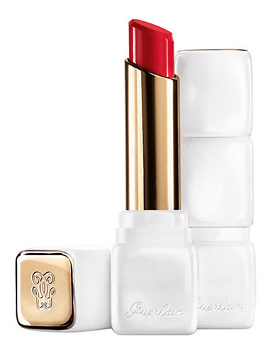 Guerlain KissKiss Roselip Lip Balm-CRAZY BOUQUET-One Size