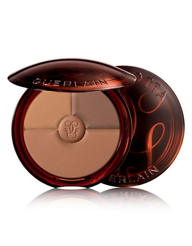 Guerlain Sun Trio The Bronzing And Contouring Palette-DEEP-One Size