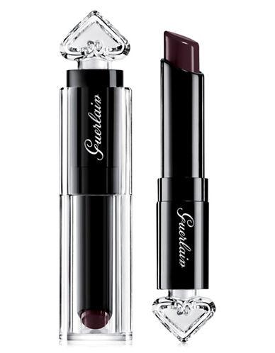 Guerlain La Petite Robe Noire Deliciously Shiny Lip Colour-PLUM PURPLE-One Size