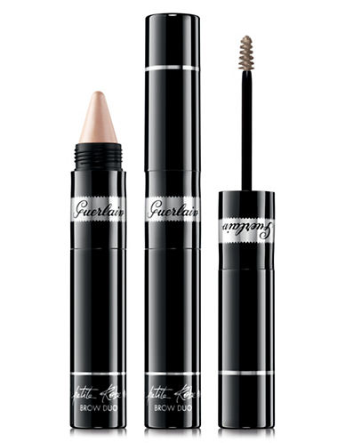 Guerlain La Petite Robe Noire Brow Duo 10 - Light-LIGHT GREY-One Size