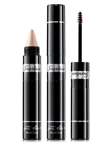 Guerlain La Petite Robe Noire Brow Duo 10 - Light-DARK GREY-One Size