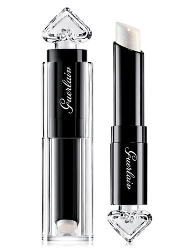 Guerlain La Petite Robe Noire Deliciously Shiny Lip Colour-TRANSLUSCENT-One Size