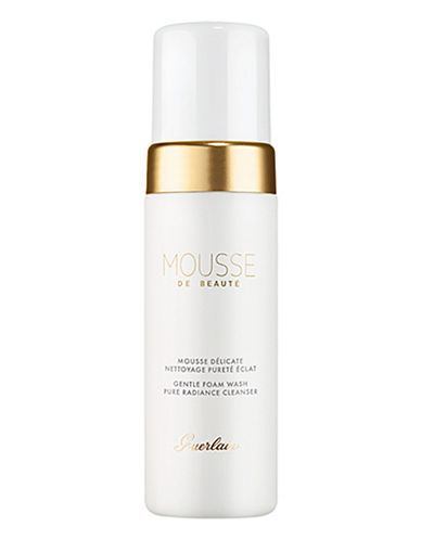 Guerlain Guerlain Mousse de Beauty Cleansing foam-NO COLOUR-One Size