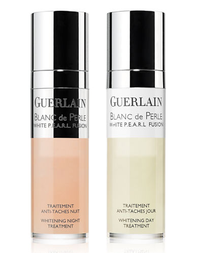 Guerlain Blanc de Perle Brightening day & night treatment-NO COLOUR-One Size