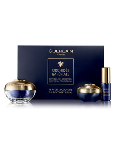 Guerlain Orchidée Impériale Three-Piece Discovery Set-NO COLOUR-One Size