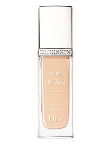 Dior Diorskin Nude Foundation-NO COLOUR-One Size