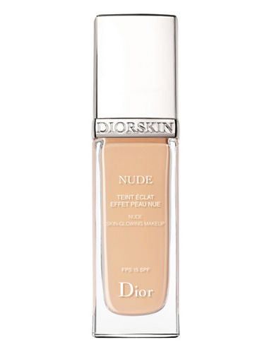 Dior Diorskin Nude Foundation-LIGHT BEIGE-One Size