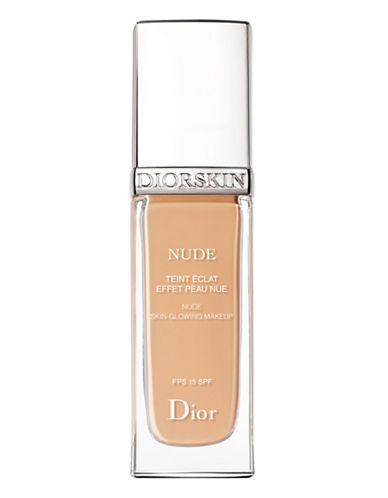 Dior Diorskin Nude Foundation-MEDIUM BEIGE-One Size