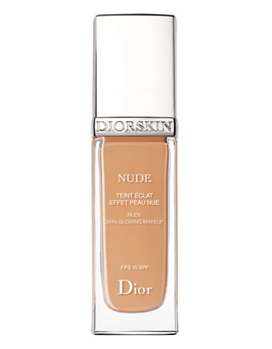 Dior Diorskin Nude Foundation-HONEY-One Size