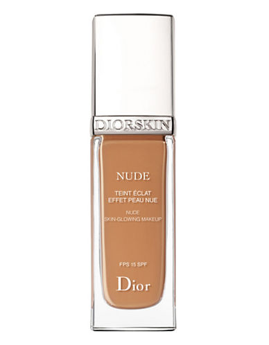 Dior Diorskin Nude Foundation-DARK BEIGE-One Size