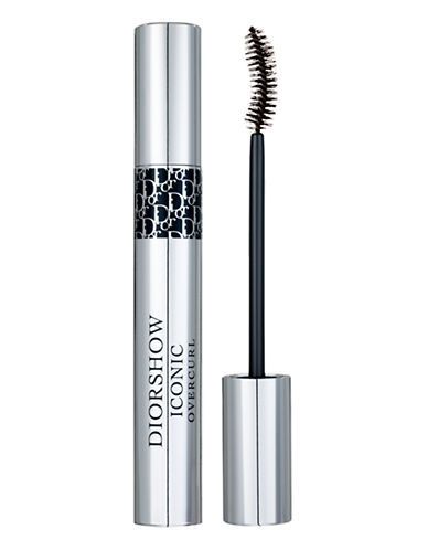 Dior Diorshow Iconic Overcurl Spectacular Volume and Curl Professional Mascara-BROWN-One Size