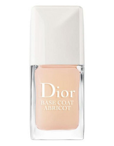 Dior Base Coat Abricot-NO COLOUR-One Size