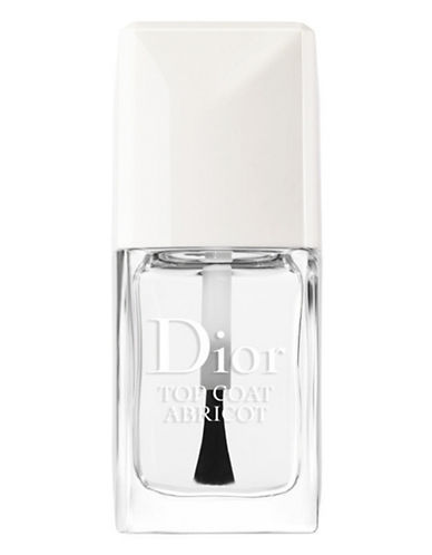 Dior Top Coat Abricot-NO COLOUR-One Size