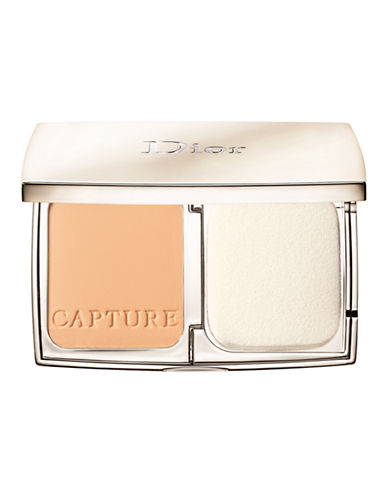 Dior Capture Totale Triple Correcting Powder Foundation Compact-PEACH-One Size