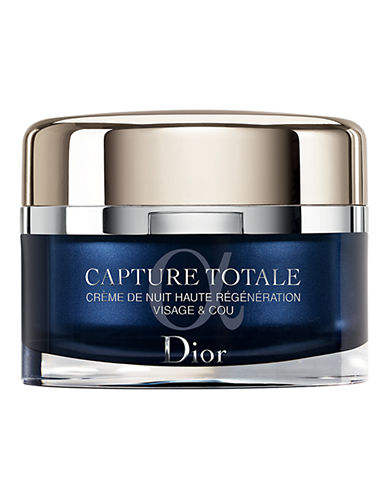 Dior Capture Totale Night Creme High Regenerative Night Creme Face and Neck-NO COLOUR-50 ml