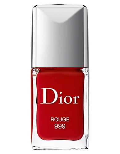 Dior Vernis Couture Colour Gel Shine Long Wear Nail Lacquer-ROUGE-One Size