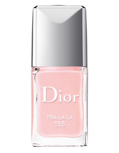 Dior Dior Vernis Gel Shine and Long Wear Nail Lacquer-TRA-LA-LA-One Size