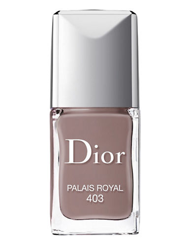 Dior Vernis Couture Colour Gel Shine Long Wear Nail Lacquer-PALAIS ROYAL-One Size