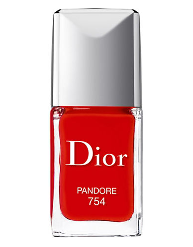 Dior Dior Vernis Gel Shine and Long Wear Nail Lacquer-PANDORE-One Size