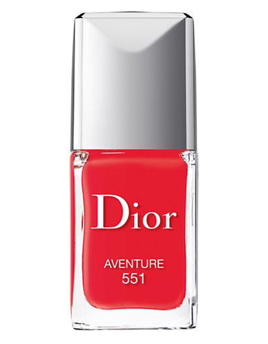 Dior Dior Vernis Gel Shine and Long Wear Nail Lacquer-AVENTURE-One Size