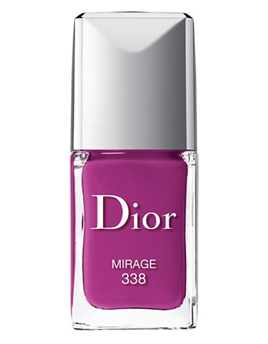 Dior Dior Vernis Gel Shine and Long Wear Nail Lacquer-MIRAGE-One Size