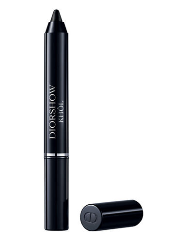 Dior Diorshow Khol Professional Hold and Intensity Eye Makeup-BLACK-One Size