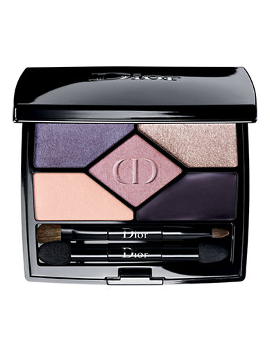 Dior 5 Couleurs Designer The Makeup Artist Tutorial Palette-PURPLE DESIGN-One Size
