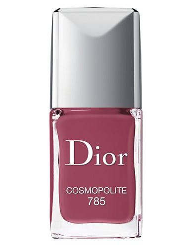 Dior Vernis Couture Colour Gel Shine Long Wear Nail Lacquer-785 COSMOPOLITE-One Size