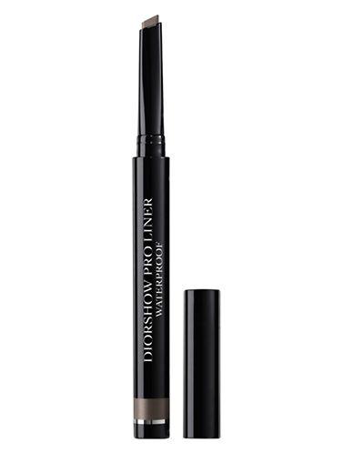 Dior Diorshow Pro Liner BEVEL-TIP EYELINER LONG-LASTING SPECTACULAR LINE-062 PRO GREGE-One Size