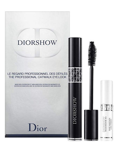 Dior Professional Catwalk Eye Look Two-Piece Set-NO COLOUR-One Size