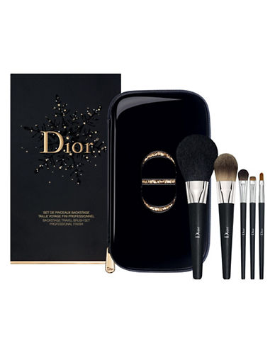 Dior Six-Piece Brush Set-NO COLOR-One Size