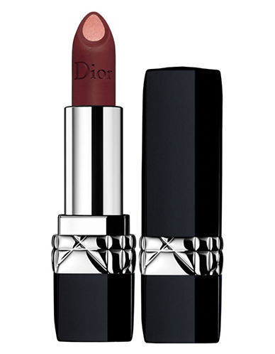 Dior Rouge Dior Double Rouge Matte Metal Colour and Couture Contour Lipstick-590-One Size