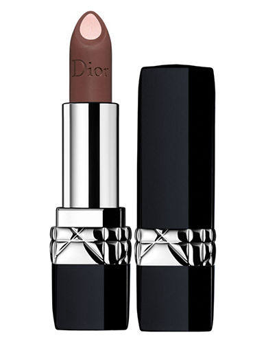 Dior Rouge Dior Double Rouge Matte Metal Colour and Couture Contour Lipstick-510-One Size