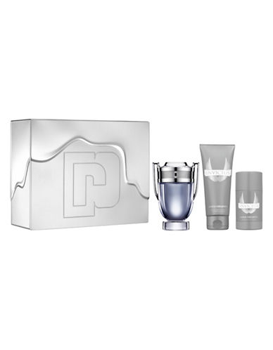 Paco Rabanne Invictus Holiday Gift Three-Piece Set-0-100 ml
