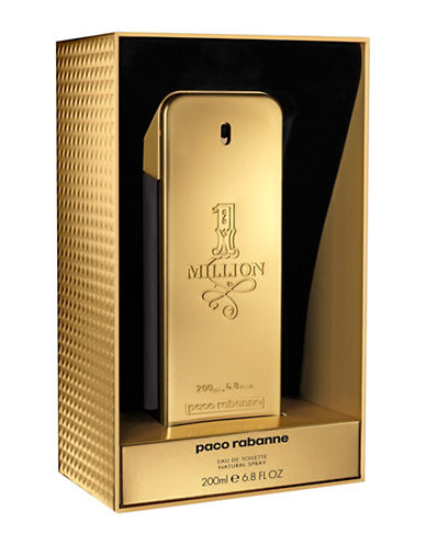Paco Rabanne Le 1 Million Jumbo Eau de Toilette-NO COLOUR-200 ml