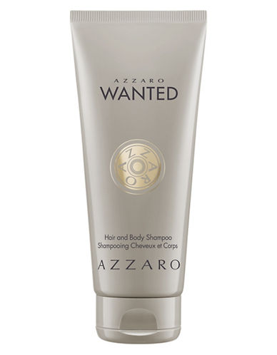 Azzaro Wanted Hair and Body Shampoo-NO COLOUR-200 ml