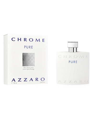 Azzaro Chrome Pure After Shave Lotion-0-100 ml