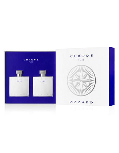 Azzaro Azzaro Chrome Pure Fathers Day Gift Set-0-100 ml