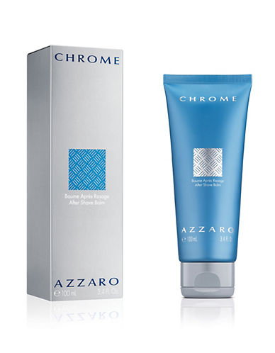 Azzaro Chrome After Shave Balm With Dispenser-NO COLOUR-100 ml