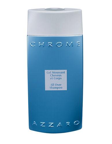 Azzaro Chrome All Over Shampoo-NO COLOUR-200 ml