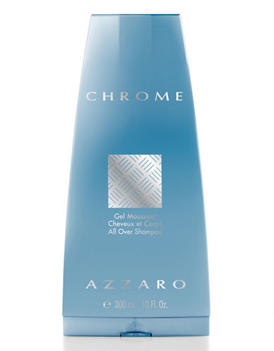 Azzaro Chrome Jumbo Shower Gel-NO COLOUR-300 ml