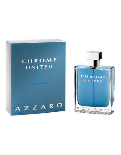 Azzaro Chrome United Eau de Toilette Spray-NO COLOUR-50 ml