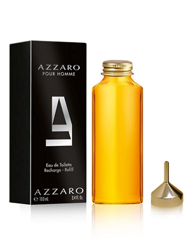 Azzaro Azzaro By Azzaro For Men  Eau De Toilette Spray Refill-NO COLOUR-One Size