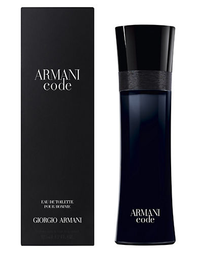 Giorgio Armani Armani Code Homme Eau de Toilette Spray-NO COLOUR-125 ml