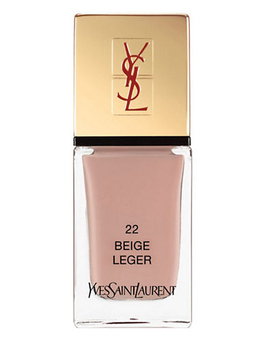 Yves Saint Laurent La Laque Couture La Vernitheque-BEIGE-One Size