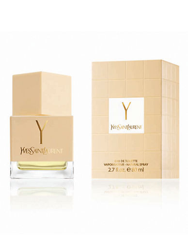 Yves Saint Laurent Y Spray-NO COLOUR-80 ml