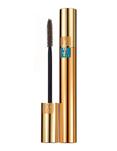 Yves Saint Laurent Mascara Volume Effet Faux Cils Waterproof-BURNT BROWN-One Size