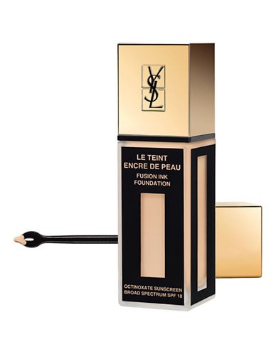 Yves Saint Laurent Le Teint Encre De Peau Fusion Ink Foundation-BD10 WARM PORCELAIN-One Size
