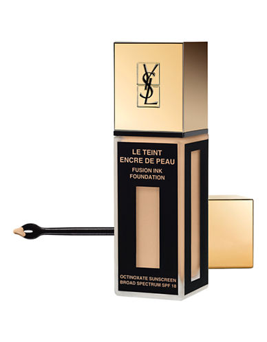 Yves Saint Laurent Le Teint Encre De Peau Fusion Ink Foundation-BR50 COOL HONEY-One Size
