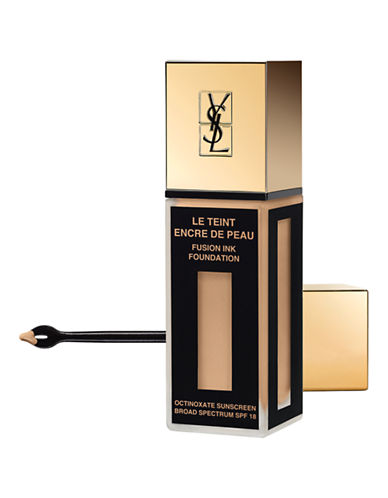 Yves Saint Laurent Le Teint Encre De Peau Fusion Ink Foundation-BD55 WARM PRALINE-One Size